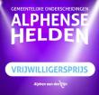 Stem nu op de Alphense Vrijwilligershelden