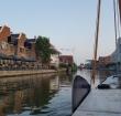 Rondvaarten over de Oude Rijn op Open Monumentendag zaterdag 8 september
