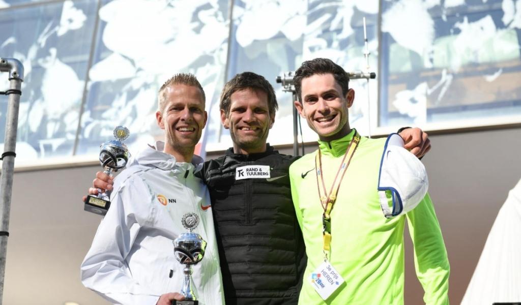 Olympisch atleet Tiidrek Nurme wint 20 van Alphen!