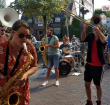 Cool Six Brass Collective wint prijs straatmuzikanten