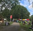 Vrienden van Park Zegersloot blij met opkomst vriendenfestival