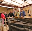 Museumpark Archeon ontvangt cheque Mondriaanfonds