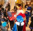 Sinterklaas feestelijk uitgezwaaid bij Rijnhavekade