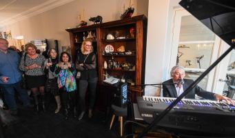 Gluren bij de Buren in Alphen gaat door, ook culturele instellingen openen de deuren