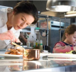 Filmdiner No Reservations met Catherine Zeta-Jones